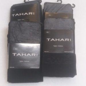 4 Pairs Tahari Tights